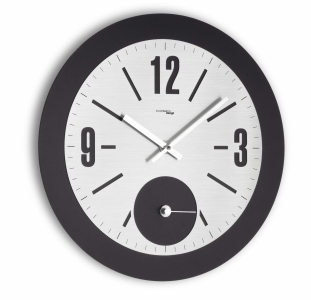 Настенные часы Incantesimo Design 557 N Decimus (Чёрный)