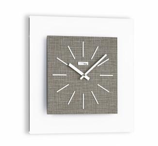 Настенные часы Incantesimo Design 155 TS Idilia (Темный лён)