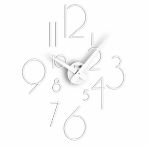 Настенные модульные часы Incantesimo Design 211 BN Liberum (Белый)