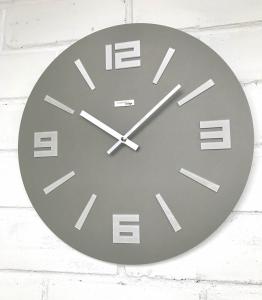 Настенные часы Incantesimo Design 555 GRG Mimesis (Серый)