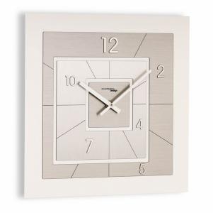 Настенные часы Incantesimo Design 196 CV Nexus (Ваниль/Шампань)