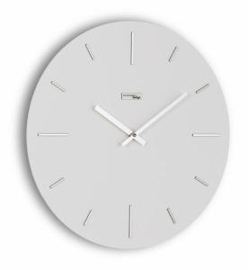 Настенные часы Incantesimo Design 502 BN Omnia (Белый)
