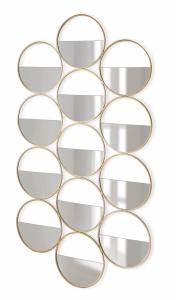 Декоративное настенное панно с зеркалом Tomas Stern 91021