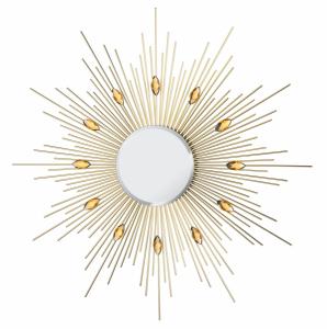 Декоративное настенное панно с зеркалом Tomas Stern 88001