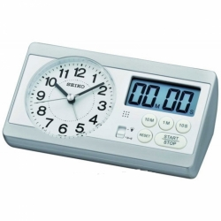 Настольные часы-будильник SEIKO QHE152SN