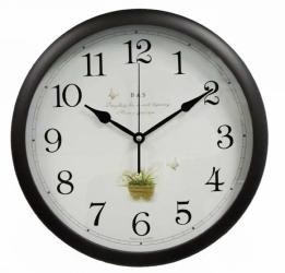 Настенные часы B&S HR371B