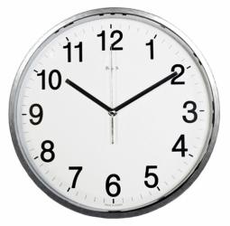 Настенные часы B&S HRPА300