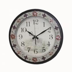 Настенные часы B&S HR330M