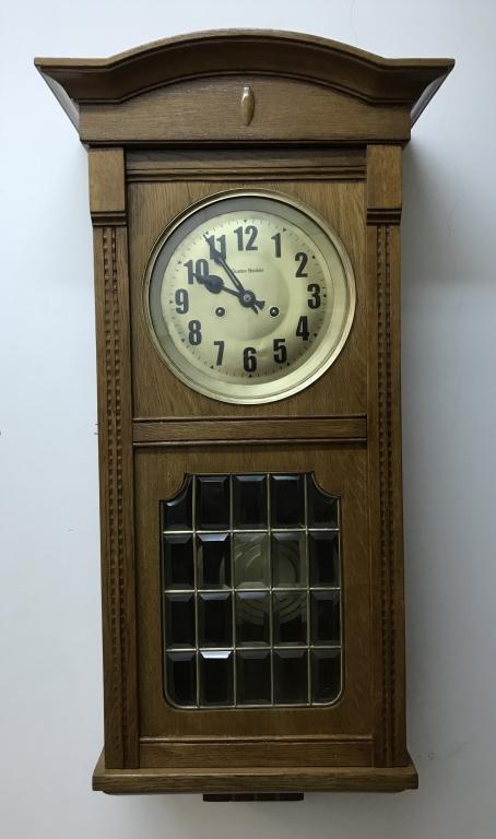 Настенные часы Gustav Becker 2