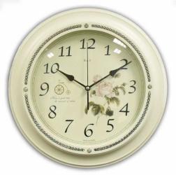 Настенные часы B&S HR3500W