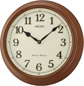 Настенные часы Seiko QXD214BN