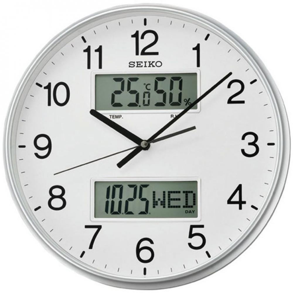 Настенные часы Seiko QXL013S