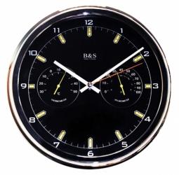 Настенные часы B&S SHC-905