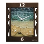 Настенные часы Mado T038 BR (MD-170) «Морской берег»