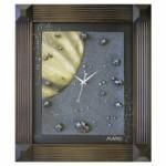 Настенные часы Mado T067 BR (MD-390) «Планета Земля»