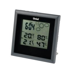 Настольные часы с будильником UNIEL UTV-65