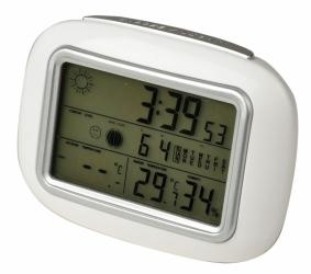 Настольные часы с будильником UNIEL UTV-95Wxx
