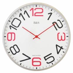 Настенные часы B&S YN8009