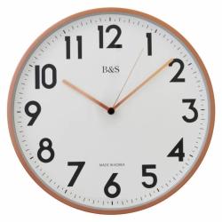Настенные часы B&S YN7709