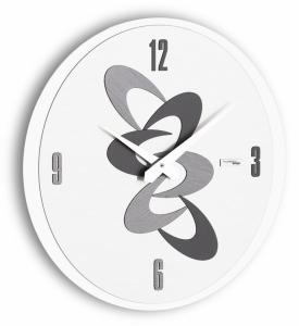 Настенные часы Incantesimo Design 531 BN Adsum (Белый)