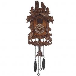 """Настенные часы с кукушкой Columbus CQ-080C """"Сова"""""""
