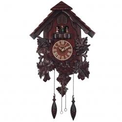 "Настенные часы с кукушкой Columbus CQ-039 ""Куклы"""