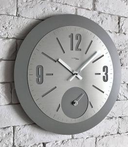 Настенные часы Incantesimo Design 557 GR Decimus (Серый)