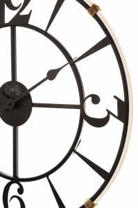 Настенные кварцевые часы TOMAS STERN 9088 с белым ободом