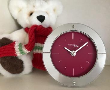 Настольные часы Incantesimo Design 109 MVN Fabula (Бордо)